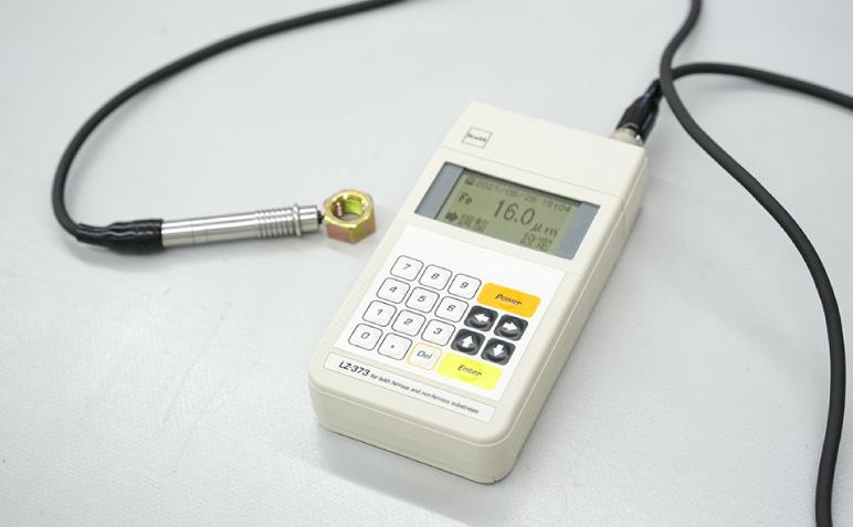 デュアルタイプ膜厚計 LZ-373